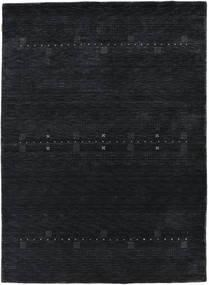 Loribaf Loom Eta - Musta/Harmaa Matto 160X230 Moderni Musta (Villa, Intia)