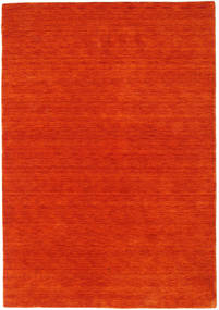 Loribaf Loom Giota - Orange Rug 160X230 Modern Orange/Crimson Red (Wool, India)
