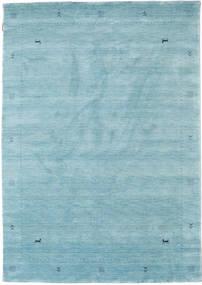Loribaf Loom Zeta - Světle Modrý Koberec 160X230 Moderní Světle Modrý (Vlna, Indie)