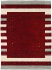 Loribaf Loom Designer Tappeto 210X290 Moderno Fatto A Mano Rosso Scuro (Lana, India)