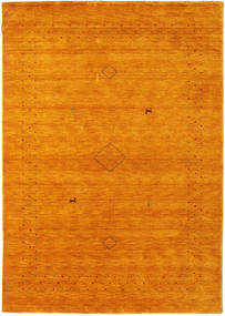 Loribaf Loom Alfa - Gold Rug 160X230 Modern Orange (Wool, India)