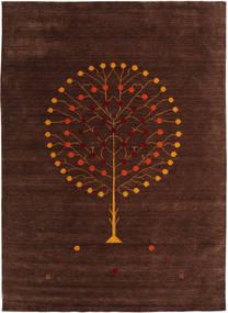 Dywan Loribaf Loom Designer - Brunatny CVD17004