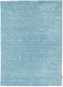 Loribaf Loom Alfa - Ljusblå matta CVD18045
