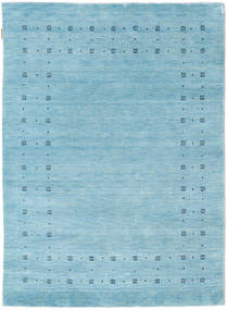 Loribaf Loom Delta - Light Blue carpet CVD18025