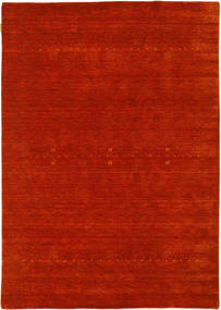 Loribaf Loom Eta - Red Rug 160X230 Modern Rust Red (Wool, India)
