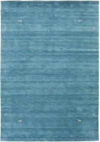 Loribaf Loom Zeta - Blå Teppe 160X230 Moderne Blå/Turkis Blå (Ull, India)