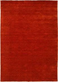 Loribaf Loom Beta - Rood Vloerkleed 160X230 Modern Roestkleur (Wol, India)