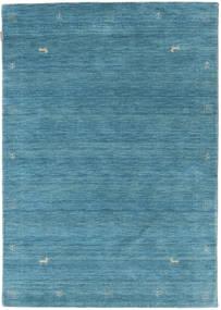 Loribaf Loom Zeta - Blue Rug 120X180 Modern Blue/Turquoise Blue (Wool, India)