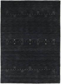 Loribaf Loom Eta - Черный / Серый ковер CVD18005
