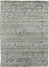 Loribaf Loom Alfa - Grey Rug 140X200 Modern Dark Grey/Light Grey (Wool, India)