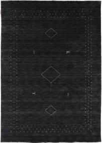 Alfombra Loribaf Loom Alfa - Negro / Gris CVD17984