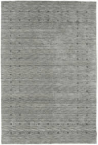 Loribaf Loom Delta - Grey Rug 190X290 Modern Light Grey/Dark Grey (Wool, India)