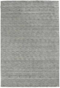 Loribaf Loom Giota - Harmaa Matto 190X290 Moderni Vaaleanharmaa (Villa, Intia)