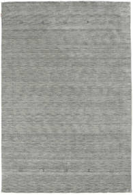 Loribaf Loom Giota - Grijs Vloerkleed 190X290 Modern Lichtgrijs (Wol, India)