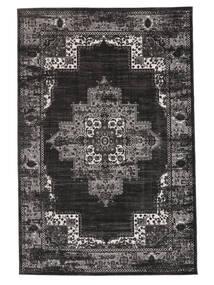 Vintage Vega - Anthracite/Gris Tapis 200X300 Moderne Gris Foncé/Noir ( Turquie)