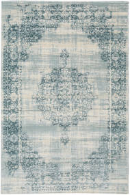 Jinder - Cream/Light Blue Rug 155X230 Modern Light Grey/Light Blue ( Turkey)