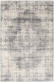 Jinder - Cream/Light Grey Rug 155X230 Modern Light Grey ( Turkey)