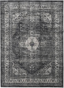 Jacinda - Anthracite Rug 300X400 Modern Dark Grey/Light Grey/Dark Purple Large ( Turkey)