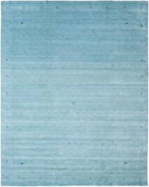 Loribaf Loom Zeta - Albastru Deschis Covor 290X390 Modern Albastru Deschis Mare (Lână, India)