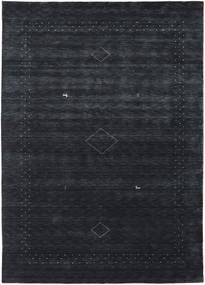 Loribaf Loom Alfa - Svart / Grå matta CVD17978