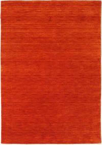 Loribaf Loom Giota - Oranje Vloerkleed 120X180 Modern Oranje/Rood/Roestkleur (Wol, India)