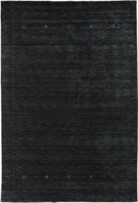 Loribaf Loom Giota - Black / Grey carpet CVD17991