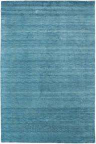 Loribaf Loom Beta - Lys Blå Teppe 190X290 Moderne Blå/Turkis Blå (Ull, India)