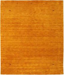 Loribaf Loom Zeta - Gold rug CVD18173