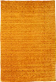 Loribaf Loom Delta - Guld Matta 190X290 Modern Orange (Ull, Indien)