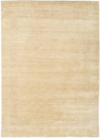 Loribaf Loom Beta - Beige Rug 160X230 Modern Dark Beige/Beige (Wool, India)