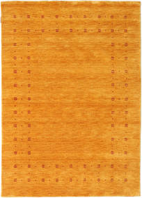 Loribaf Loom Delta - Goud Vloerkleed 140X200 Modern Oranje/Lichtbruin (Wol, India)