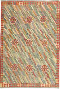 Tappeto Kilim Afghan Old style AXVZX5805