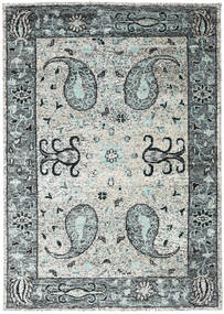 Vega Sari silk - Grey carpet CVD18947