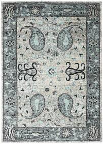 Tapis Vega Sari soie - Gris CVD18947