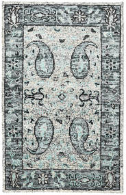 Vega Sari silk - Grey carpet CVD18948