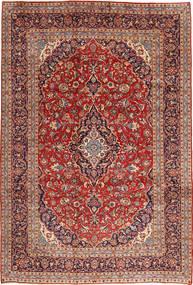Keshan Matto 245X357 Itämainen Käsinsolmittu Tummanpunainen/Tummanruskea (Villa, Persia/Iran)