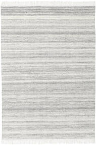 Diamond Wool - Grey Rug 140X200 Authentic  Modern Handwoven Beige/Light Grey (Wool, India)