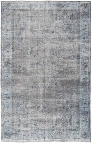 Colored Vintage Rug 173X266 Authentic  Modern Handknotted Light Grey/Dark Grey (Wool, Turkey)