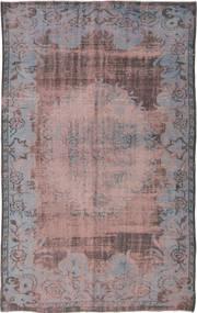 カラード ヴィンテージ 絨毯 174X269 モダン 手織り 薄紫色/薄い灰色 (ウール, トルコ)