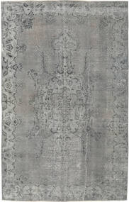 Colored Vintage Rug 167X262 Authentic  Modern Handknotted Dark Grey/Light Grey (Wool, Turkey)
