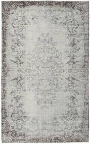 カラード ヴィンテージ 絨毯 184X295 モダン 手織り 薄い灰色/濃いグレー (ウール, トルコ)