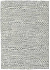 Kelim Goose Eye - Svart / Grå matta CVD18893