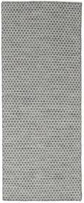 Kelim Honey Comb - Mid Grijs tapijt CVD18774