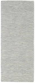 Kelim Honey Comb - Grijs tapijt CVD18726