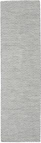Tapis Kilim Honey Comb - Mid Gris CVD18769