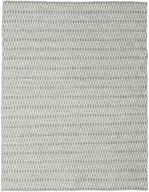 Kilim Long Stitch - Grey Rug 190X240 Authentic  Modern Handwoven Light Grey/Beige (Wool, India)