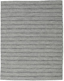 Kilim Long Stitch - Black / Grey carpet CVD18794
