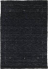Loribaf Loom Giota - Musta/Harmaa Matto 120X180 Moderni Musta (Villa, Intia)