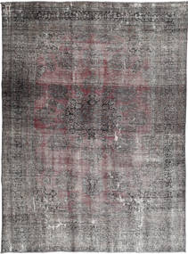 Colored Vintage Rug 240X325 Authentic  Modern Handknotted Light Grey/Dark Grey (Wool, Pakistan)