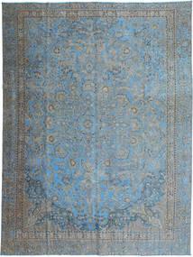 Colored Vintage Dywan 265X347 Nowoczesny Tkany Ręcznie Jasnoniebieski/Ciemnoszary Duży (Wełna, Pakistan)